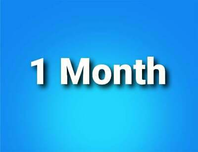 1 Month PS PLUS  PS4 PS3  2 14-Day Membership No Code-