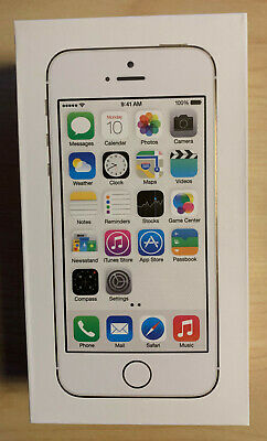 Apple iPhone 5 S Gen BOX ONLY