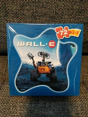 NEW Puzzle Wall-E 72 pieces 10x13