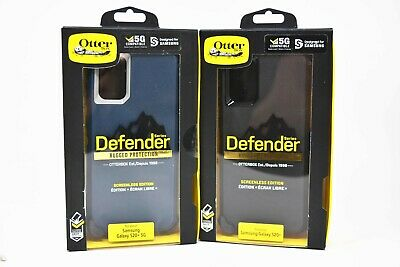 OtterBox Defender Case w Holster Clip for Samsung Galaxy S20- Plus 5G - NEW