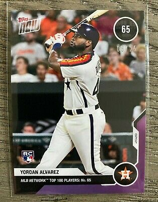 2020 Topps Now - MLB Network Top 100 - d - Base - YOU PICK
