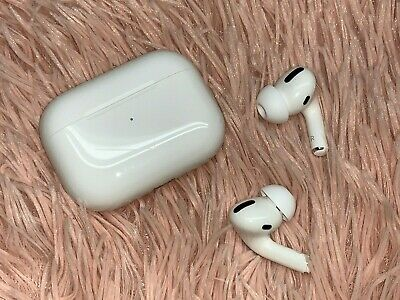 Genuine Apple AirPods Pro - R Right L Left AirPod or Charge Case Replacement