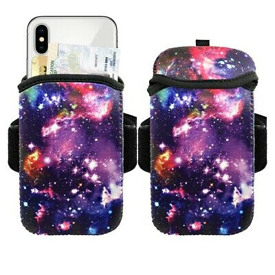 Gym Jogging Pouch Sports Armband Holder Case Cover For Cell phone  MP3 Player