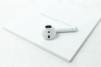 Apple AirPods 2nd Generation Earbuds Replacement LEFT SIDE ONLY Authentic