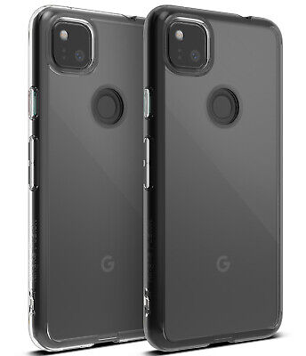 For Google Pixel 4a Case  Ringke FUSION Clear Lightweight Shockproof Cover