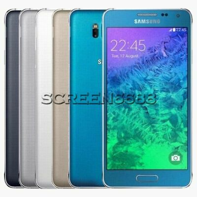 Samsung Galaxy Alpha SM-G850 32GB GSM Unlocked Android Smartphone AT&T T-Mobile