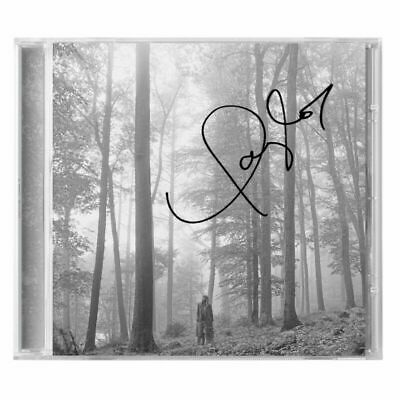 Taylor Swift signed Folklore AUTOGRAPHED Signed CD NEW SEALED