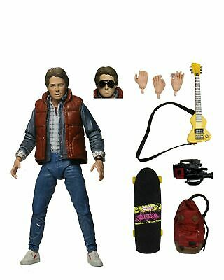 Back to the Future - 7 Scale Action Figure - Ultimate Marty McFly- NECA