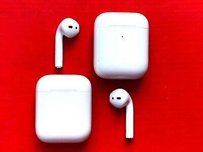 Original Apple AirPods 2nd Generation - Left Right or Charge Case Replacement