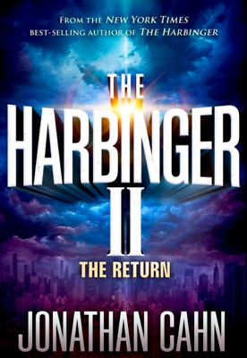 NEW The Harbinger II The Return HARDCOVER Jonathan Cahn