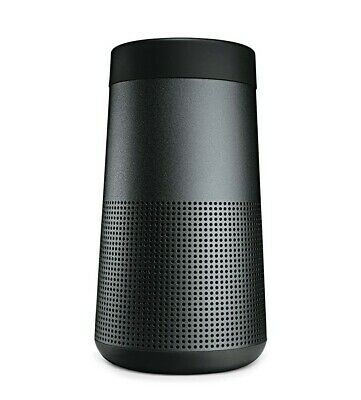 Bose SoundLink Revolve Portable Bluetooth 360 Speaker New Factory Sealed - Black