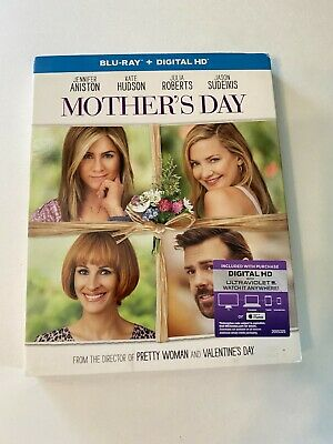 Mothers Day w Slipcover Bluray 2016 BUY 2 GET 1