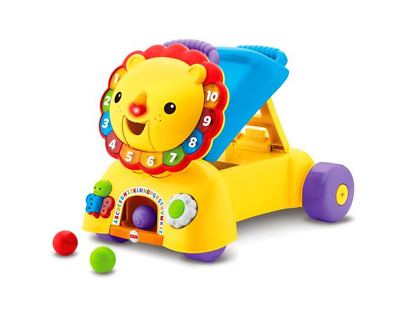 Fisher-Price 3-in-1 Sit Stride - Ride Lion