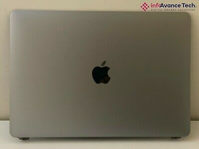 New Apple Macbook Pro 13 A1706 A1708 2016 2017 LCD Screen Assembly Space Gray
