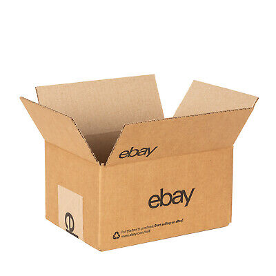8 x 6 x 4 Boxes – Black Logo