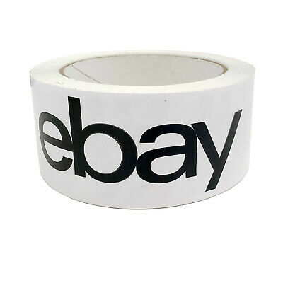 Packaging Tape – Black and White Logo