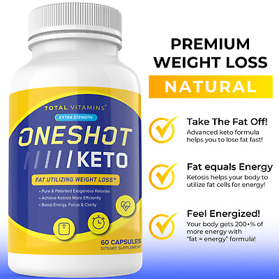 One Shot Keto Diet Pills Advanced Weight Loss Instant Keto Fast Ultra Keto Burn