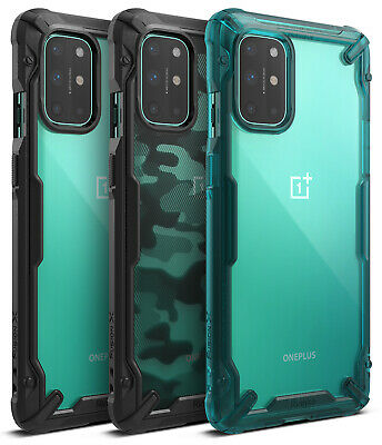 For OnePlus 8T  8T Plus 5G Case  Ringke FUSION-X Rugged Protective Cover