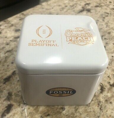 2016 Peach Bowl College Football Playoff Semifinal Player Issued Watch ALABAMA