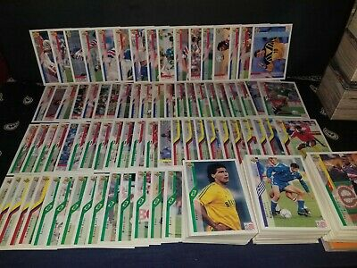 1994 WORLD CUP SOCCER TRADING CARD SET  330 CARDS  UPPER DECK  USA   NM