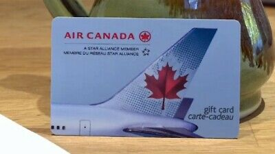 500 CAD Air Canada Gift Card