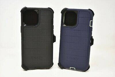 OtterBox Defender Pro Series Case w Holster Clip for iPhone 12 Pro Max 6-7 NEW