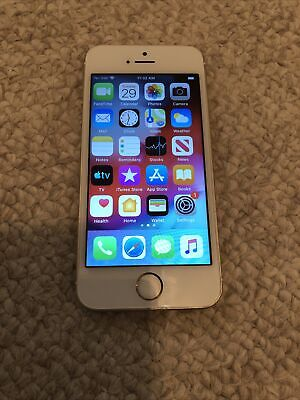 Apple iPhone 5S - 16GB - GOLD -  locked to at-t network