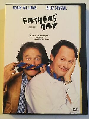FATHERS DAY - DVD 90's Comedy with Robin Williams - Billy Crystal SHIPS QUIC