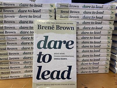 DARE TO LEAD Brave Work Tough Conversations Brené Brown 0399592520