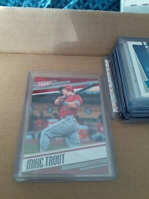 2018 Panini Fathers Day 10 Mike Trout