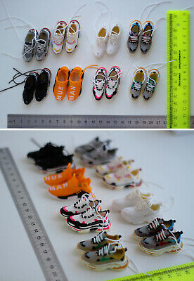 Sneakers for dolls 16