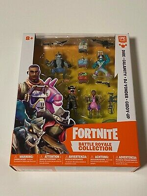 Fortnite Battle Royale Collection Squad Pack Dire Calamity SAME DAY SHIPPING