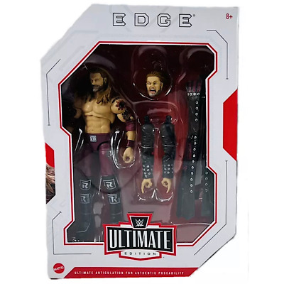 WWE Mattel Edge Ultimate Edition Series 8 Figure