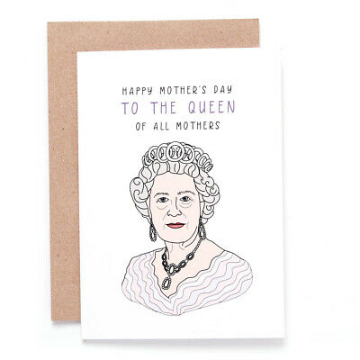NEW Candle Bark Mothers Day Queen Card