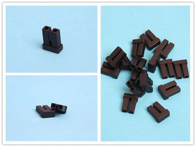 10x Anti Dust Plugs Stopper Cover Caps for LC Duplex Type SFPXFP Transceiver