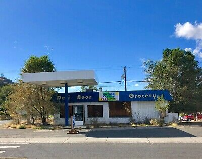 Investment  Gas Station Mini Mart  Grand Coulee Washington