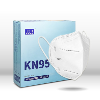 10-100 Pcs KN95 Protective 5 Layers Face Mask BFE 95 PM2-5 Disposable Masks
