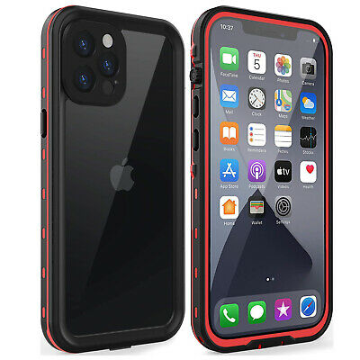 For Apple iPhone 12 Pro Max 12 Mini Waterproof Case Shockproof Screen Protector