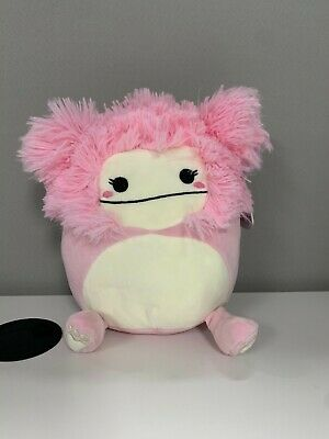 Squishmallow Brina Bigfoot 8 NWT