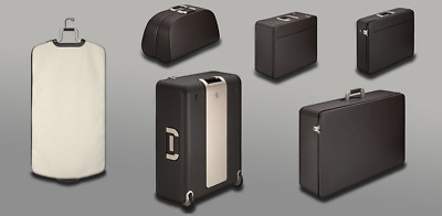 Ferrari Luggage Collection Kit designed by Marc Newson