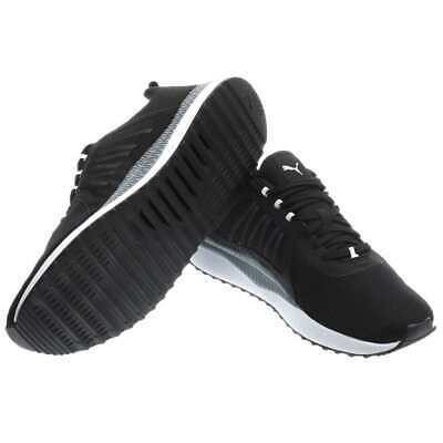 Puma Mens Pacer Net Cage Athletic Sneaker Softfoam Shoes Black or Blue New
