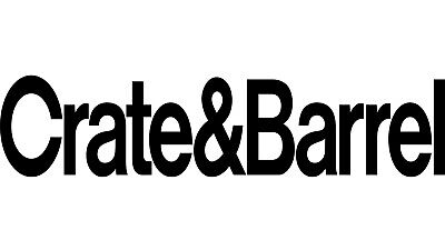 Crate - Barrel 20 Off Online - In-Stores Entire Purchase Incl Furniture