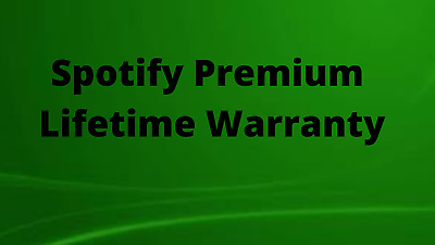 Spotify Premium Account💥Lifetime New Account or Existing Worldwide🌍Warranty💯