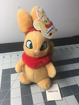 Neopets Red Usul Plush 2002 NEW w Tags 2002 Limited Edition Limited Too