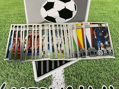 Topps Match Attax 101 2021 - Home - Away Kit Cards choose  wähle