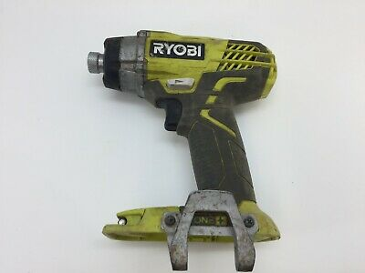 Ryobi P237 18-Volt 3-Speed 14 in- Impact Driver Tool Only