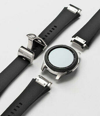 For Samsung Galaxy Watch 46mm Band  Ringke Rubber One Prime Lightweight Strap