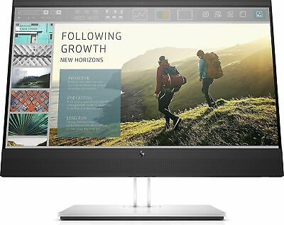 HP Mini-in-One 24 23-8 HD LED Monitor with built-in Microphone Speakers Webcam