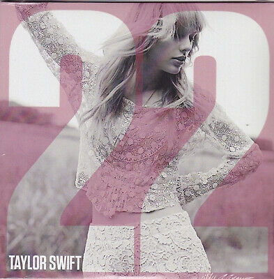 TAYLOR SWIFT - Limited Edition Numbered 22 CD Single SEALED - RARE