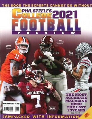 Phil Steele College Football Preview 2021